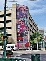 MEMPHIS HERITAGE TRAIL - Derrick Dent and Michael Roy's mural
