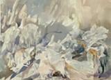 EMILY LEONARD - White Irises