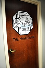 SHANNON O'DANIEL - The Mayflower is one of two Memphis Escape Rooms.