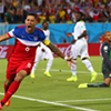 USA! USA! Futbol Time in America