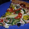 Vegan Cheese at Mellow Mushroom