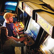 Rec Room Bar-arcade Opens on Broad