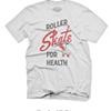 Vintage Memphis Attraction T-Shirts: Skateland, Libertyland, and Adventure River