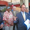 """Wamp Becomes First Gubernatorial Candidate to Sign """"Full-Funding"""" Pledge for the Med"""