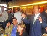 Wamp speaking to Young Republicans at Spindini's. - JB