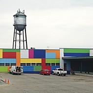 Water Tower Pavilion to Get Makeover
