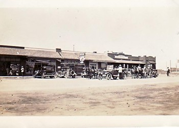 West Memphis As It Looked in 1932
