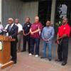 Wharton Says Police Slowdown is Happening