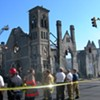 Fire Destroys Historic Church and Court Square Buildings
