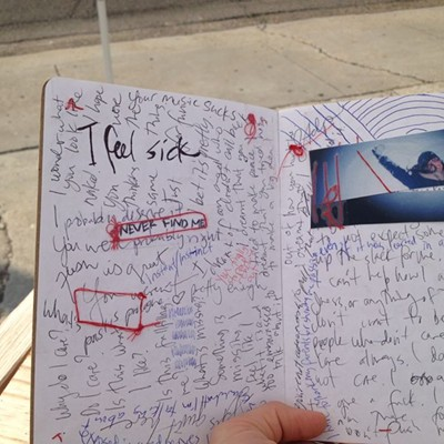 The Sketchbook Project Stops In Crosstown