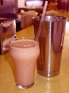 Wiles-Smith milkshake