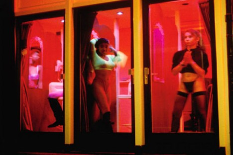Will Memphis ever have a red light district? Well have to wait for at least a year to find out.