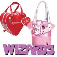 Wizard's: Bag of Love & Rabbit in the Hat - Spice up your Valentine's Day with any of our love-themed goodies. Everything you need for a steamy night of fun is included & is perfectly naughty! 1999 Madison Avenue