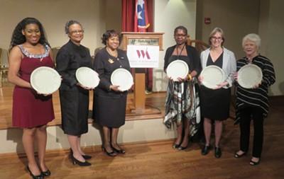 Women of Achievement honorees - JACKSON BAKER