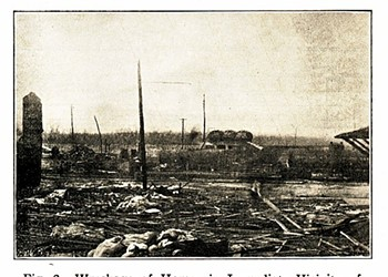 The Memphis Gas Explosion of 1921