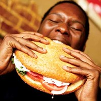 "Best of Memphis Young Avenue Deli 1st Place ""Best Sandwiches"" Justin Fox Burks"
