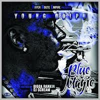 Young Dolph Releases Latest Mixtape, Blue Magic