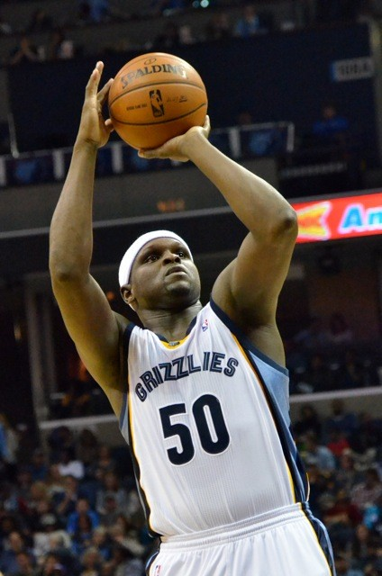 Zach Randolph had 23 and 20 against the Pelicans, but it wasnt enough to overcome the Grizzlies poor showing.