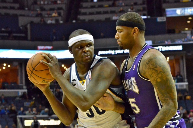 Zach Randolph has bounced back from a rough January, but dealing Rudy Gay hasnt really changed his role so far.