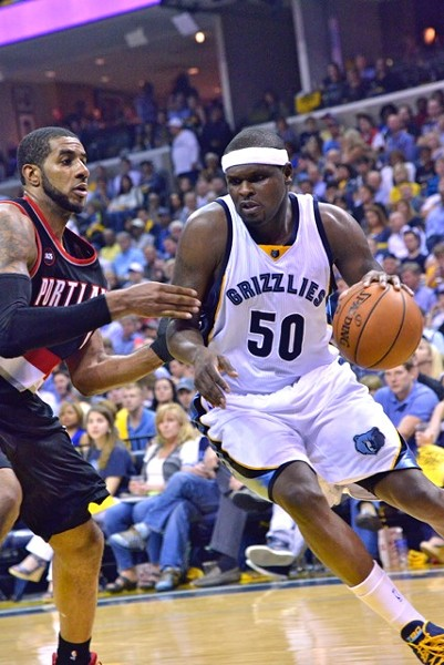 The Grizzlies can and should win Game 5 with more help from their big men. - LARRY KUZNIEWSKI