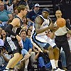 They're Movin' On: Grizzlies Tops Spurs for First Ever Playoff Series Win