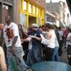 Downtown Memphis Zombies Pix