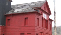 119-year-old Detroit building was a firehouse and a restaurant