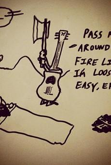 25 Cartoons from the High Strung's Josh Malerman