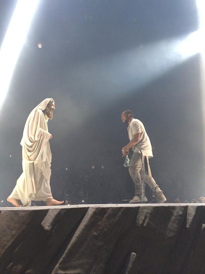 25 Photos from Kanye West's Yeezus Tour at The Palace