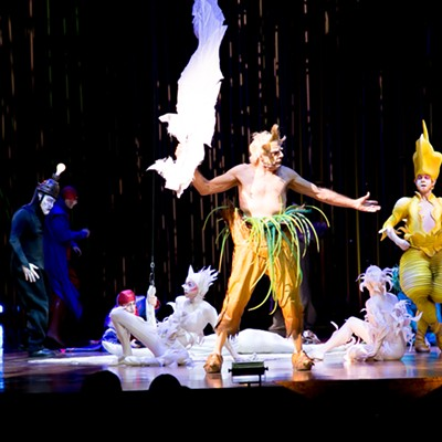30 great pics from Cirque du Soleil