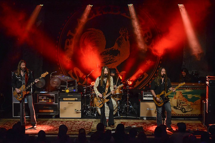 33 Rockin' Photos From Blackberry Smoke