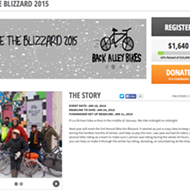 3rd annual Bike the Blizzard in Detroit to take place next month