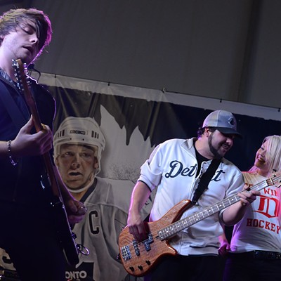 46 Photos From Kaleido At Hockeytown Winter Festival