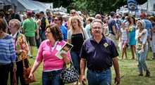 48th Annual Flint Art Fair on the Grounds of the Flint Institute of Arts