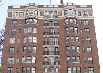 A look at Detroit's Garden Court Apartments