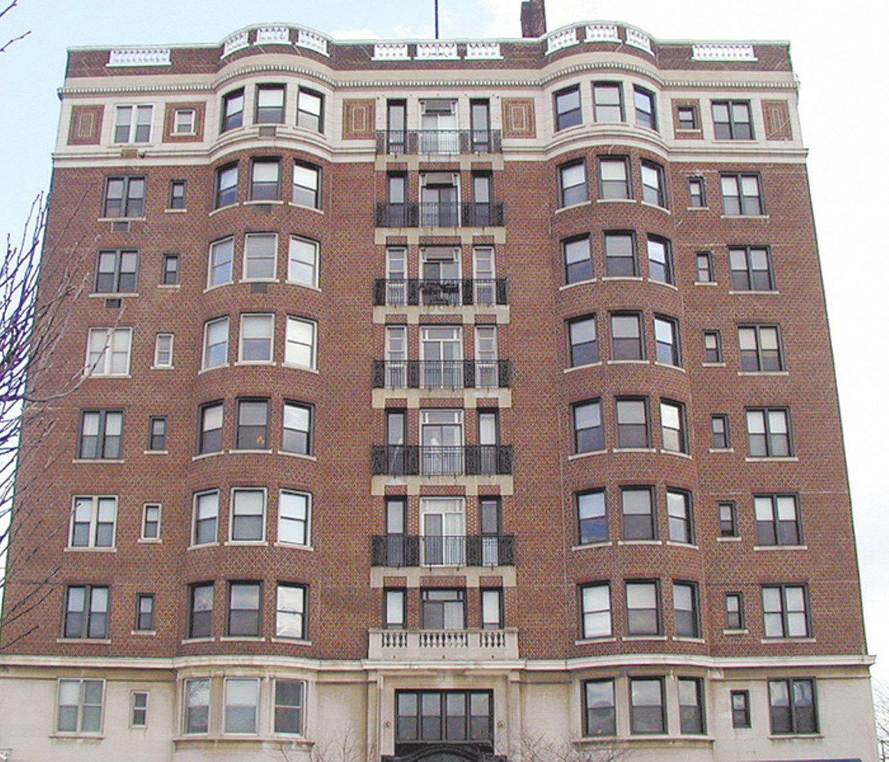 Apartement: A Look At Detroit's Garden Court Apartments