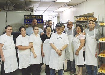 A tour of Riverview's Baffo bakery