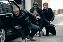 Although the film breaks no new ground, The Sweeney gives the able Ray - Winstone room to strut his stuff.