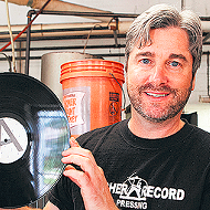 Archer Pressing still makes records the old-fashioned way - on vinyl - in Detroit