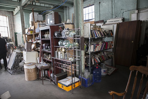 Architectural salvage warehouse of detroit culture for Architectural salvage nyc