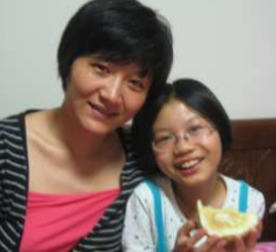Shixin Lu, 43, and her daughter Yuening Li. - COURTESY OF GOODMAN & HURWITZ, P.C.