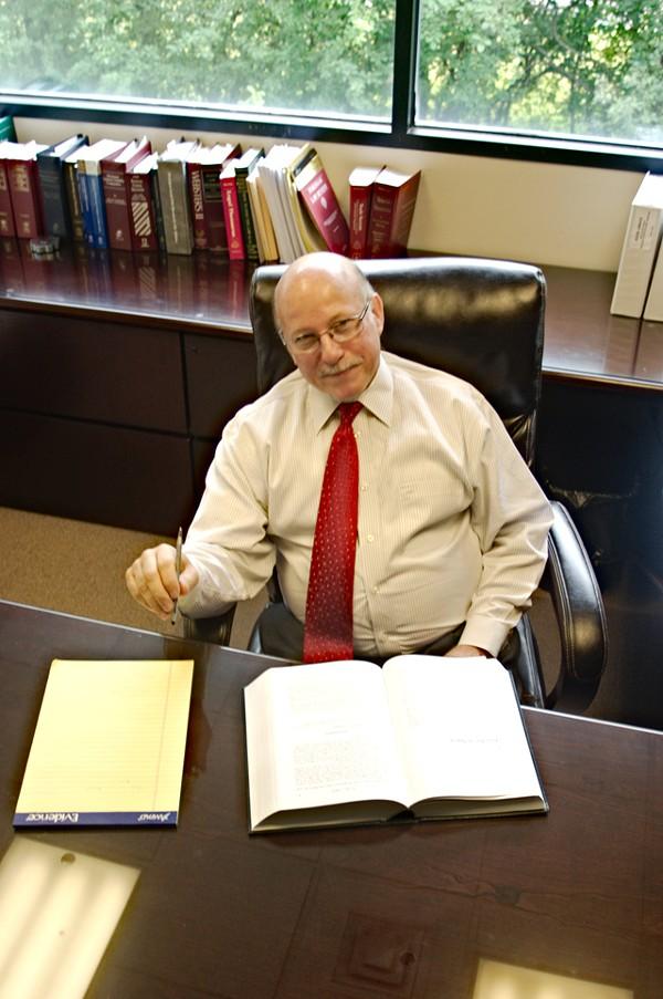 Attorney Jim Roach