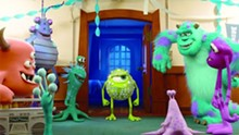 Before becoming the stuff of nightmares, the Monsters had to go to college and hone their craft.