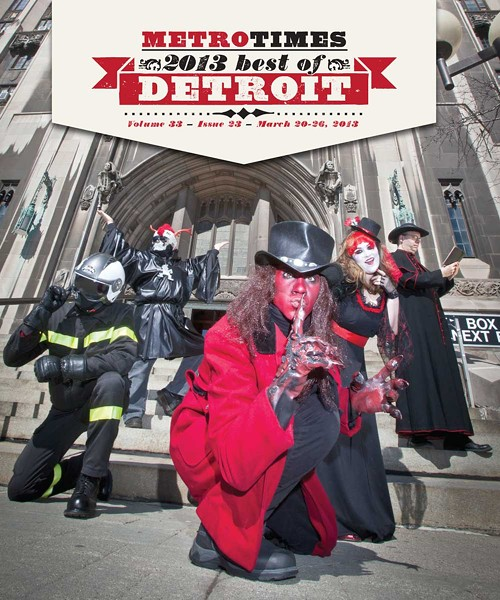 Best of Detroit 2013