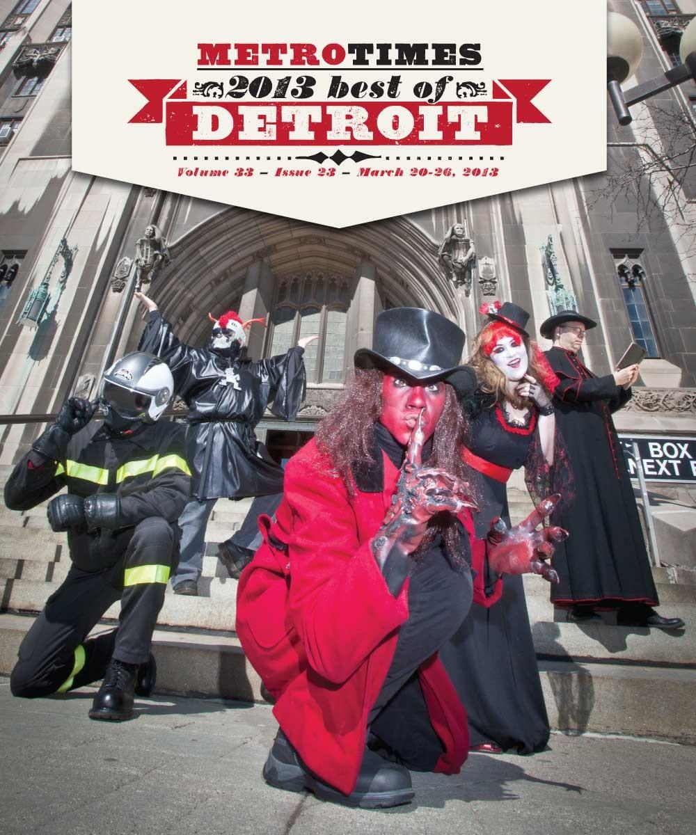 Best of Detroit 2013