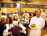 Bistro Bourdeau - METRO TIMES PHOTO / LARRY KAPLAN