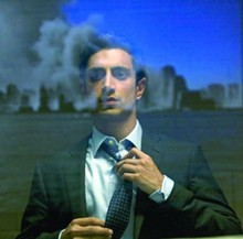 Blow-Up: Riz Ahmed plays a hotshot turned militant in the wake of the 2001 - attacks on New York.