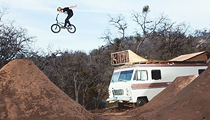 BMX rider and Detroit native Tyler Fernengel heads to the Red Bull Dreamline