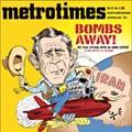Bombs away?