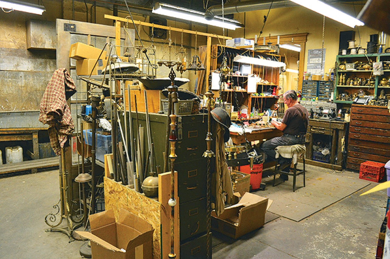 Buy A Brand New Antique From Materials Unlimited Culture Detroit Metro Times